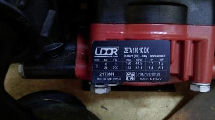 Насос Udor Zeta 170 полевой Италия Итальянский насос Udor Zeta 170 1c DX пропуск. Киев, Киевская область. фото 5