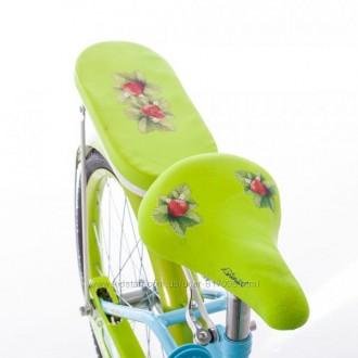 Азимут Свит 26,18,20 дюйм велосипед детский двухколёсный для девочек. Хмельницкий. фото 1