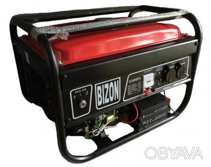 Генератор бензиновый BIZON X3000RS (2.5-2.8 кВт) Бензиновая мини электростанция . Киев, Киевская область. фото 1