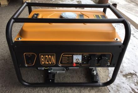 Генератор бензиновый BIZON R3000ES (2.5-2.8 кВт., электростартер) Бензиновая мин. Киев, Киевская область. фото 3
