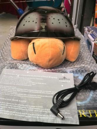 Проектор звездного неба черепашка Nighttime Turtle. Харьков. фото 1