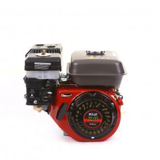 Двигатель бензиновый BULAT BW170F-S/20 (шпонка, вал 20 мм, 7 л.с.) (Weima 170) . Киев, Киевская область. фото 3
