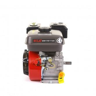 Двигатель бензиновый BULAT BW170F-T/20 (шлицы 20 мм, 7 л.с.) (Weima 170) Двигат. Киев, Киевская область. фото 7