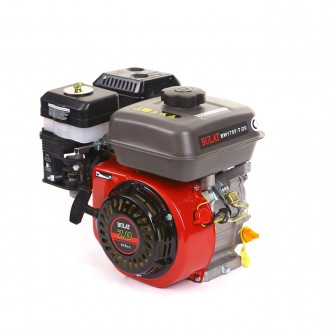 Двигатель бензиновый BULAT BW170F-T/20 (шлицы 20 мм, 7 л.с.) (Weima 170) . Киев. фото 1