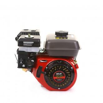 Двигатель бензиновый BULAT BW170F-T/20 (шлицы 20 мм, 7 л.с.) (Weima 170) Двигат. Киев, Киевская область. фото 3