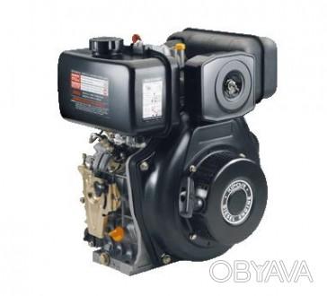 Двигатель Kipor KM170FE (дизель, 3,8 л.с., стартер) Двигатель дизельный Kipor KM. Киев, Киевская область. фото 1