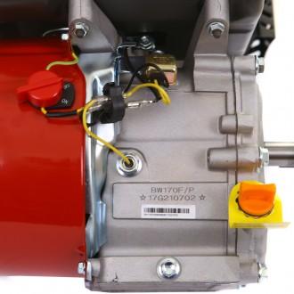 Двигатель бензиновый BULAT BW170F-S/20 NEW (шпонка, вал 20 мм, 7 л.с.) (Weima 17. Киев, Киевская область. фото 10