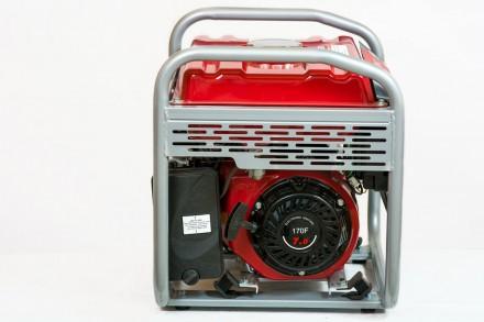 Генератор инверторный бензиновый WEIMA WM3500і Инверторный генератор Weima WM350. Киев, Киевская область. фото 9