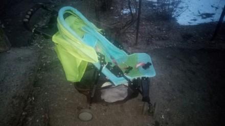 Коляска, детская каляска, прогулочная. Киев. фото 1