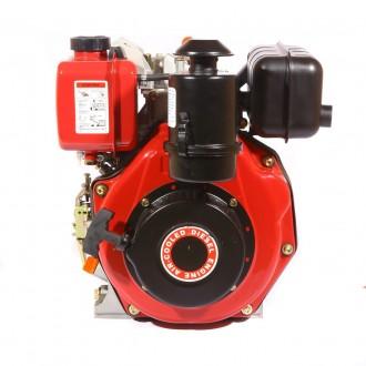 Двигатель дизельный Weima WM178F (вал под шлицы) 6.0 л.с.. Киев. фото 1