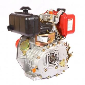 Дизельный двигатель Weima WM178F (вал под шлицы 25 мм) Создатели Weima WM178F по. Киев, Киевская область. фото 5