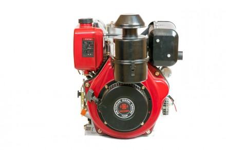 Двигатель дизельный Weima WM188FBE Дизельный двигатель Weima WM188FBE большой мо. Киев, Киевская область. фото 2