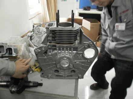 Двигатель дизельный Weima WM188FBE Дизельный двигатель Weima WM188FBE большой мо. Киев, Киевская область. фото 9