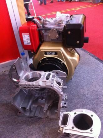 Двигатель дизельный Weima WM188FBE Дизельный двигатель Weima WM188FBE большой мо. Киев, Киевская область. фото 6