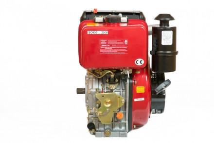 Двигатель дизельный Weima WM186FBE (вал под шлицы) 9.5 л.с. съёмный цилиндр Дизе. Киев, Киевская область. фото 4