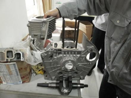 Двигатель дизельный Weima WM186FBE (вал под шлицы) 9.5 л.с. съёмный цилиндр Дизе. Киев, Киевская область. фото 6