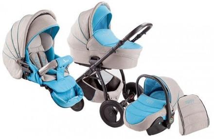Коляска для новорожденныхTutis Zippy Sport 3 в 1. Бровары. фото 1