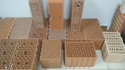 Продам крупноформатные блоки ПОРОТЕРМ. Одесса. фото 1