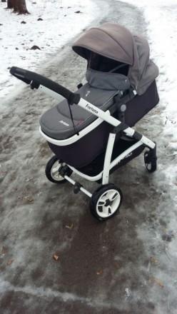Продам дитячу коляску 2 в 1. Ровно. фото 1