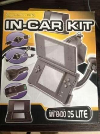 Nintendo ds lite in car kit. Полтава. фото 1