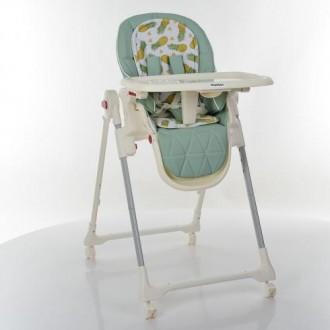 Камино Кристал 1037 стульчик для кормления El Camino Crystal. Хмельницкий. фото 1