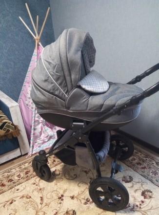 продам коляску тутіс мімі 3 в 1. Бровары. фото 1