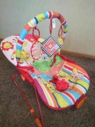 Продам шезлонги для немовлят. Ровно. фото 1