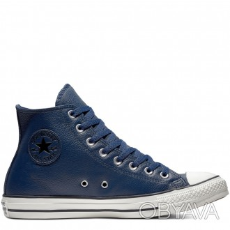 ᐈ Кеды Converse All Star Оригинал Синие Кожаные Конверсы ᐈ Луцк ... 428dfd8957a9e