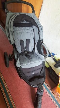 Продам прогулочную коляску Britax B-Motion 3. Апостоловo. фото 1