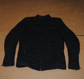 Diesel мужская утепленная куртка дизель. Полтава. фото 1
