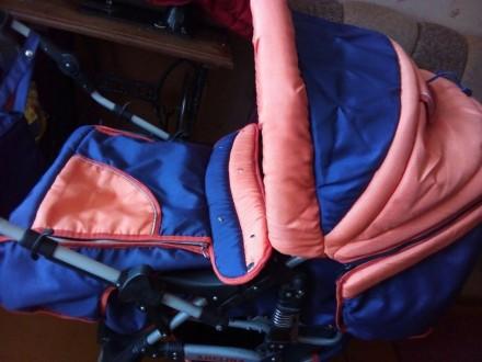 Детская коляска трансформер. Черкассы. фото 1