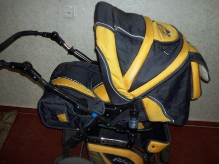 Срочно продам коляска-трансформер. Долинская. фото 1