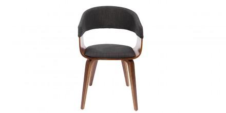 Кресло для кафе Monterey wood grey (Монтерей серое). Киев. фото 1