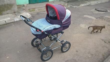 Продам коляску Geoby (трансформер зима-лето). Одесса. фото 1
