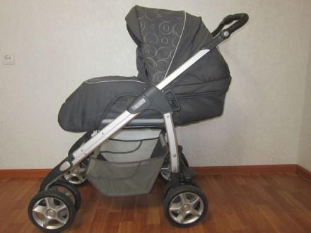 Продам детскую коляску-трансформер Silver Cross. Одесса. фото 1