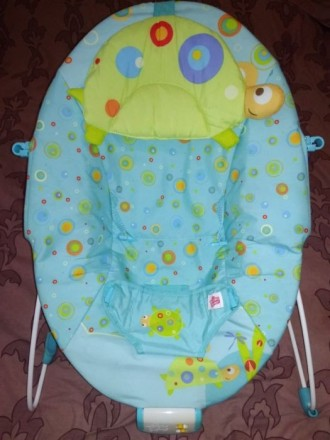 Кресло - качалка, шезлонг. Херсон. фото 1
