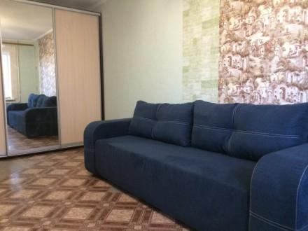 Сдаю светлую, теплую, уютную однокомнатную квартиру  на длительный срок (первая . Тополь-3, Днепр, Днепропетровская область. фото 11
