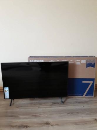 SamsungUE55NU7172  Smart, 4K. Самбор. фото 1
