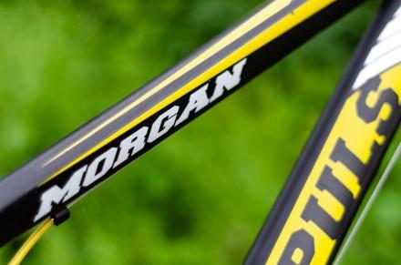 """Велосипед Impuls Morgan 24"""" Импульс Морган   цвет Черно-желто-серыйцве Диаме. Киев, Киевская область. фото 5"""