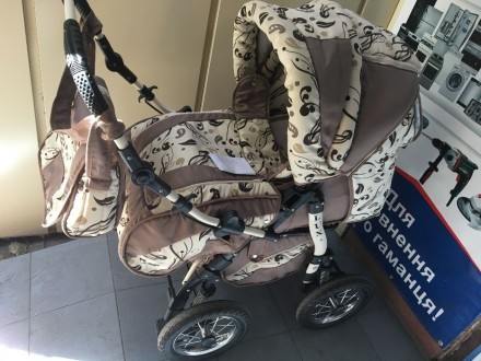 Детская коляска-трансформер Bambino КУ-01М-04. Одесса. фото 1