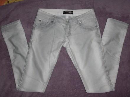 Шикарные джинсы на девочку-подростка Roberto Cavalli. Херсон. фото 1