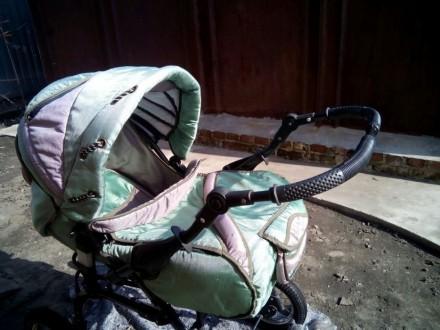 Продам коляску трансформер. Сумы. фото 1