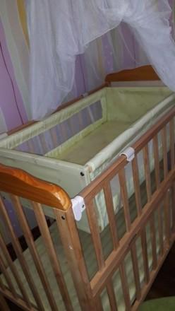 Кроватка манеж. Краматорск. фото 1