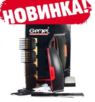 Машинка стрижки Gemei, мощность 10 Вт, ножи из нержавеющей стали. Харьков. фото 1