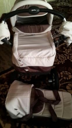 Продам коляску трансформер. Славянск. фото 1