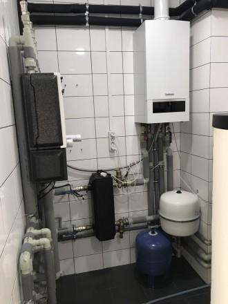 Организация современного отопления жилых и коммерческих зданий.  Предоставляем. Одесса, Одесская область. фото 5