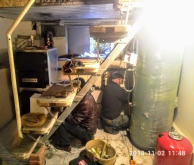 Организация современного отопления жилых и коммерческих зданий.  Предоставляем. Одесса, Одесская область. фото 8