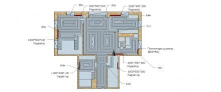 Организация современного отопления жилых и коммерческих зданий.  Предоставляем. Одесса, Одесская область. фото 9