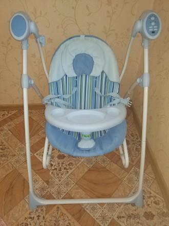 Кресло-качалка. Бровары. фото 1