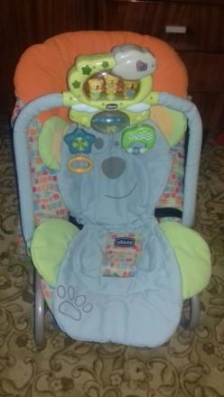 Кресло качалка chicco. Никополь. фото 1